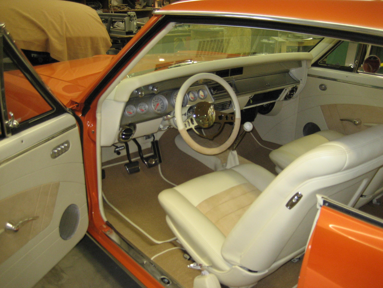 1967 Chevelle Interior   Webers Custom Interiors
