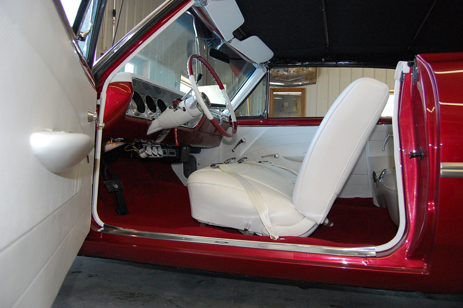 """1967 Chevy Camaro """"Scar"""" →"""